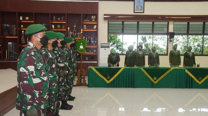 Mutasi TNI, Kolonel Inf Putranto Gatot Sri Handoyo Jadi Danrem 073/Makutarama