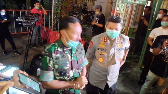 1.200 Personel Gabungan TNI Polri Dikerahkan Amankan Jalannya Pemakaman Ibunda Jokowi