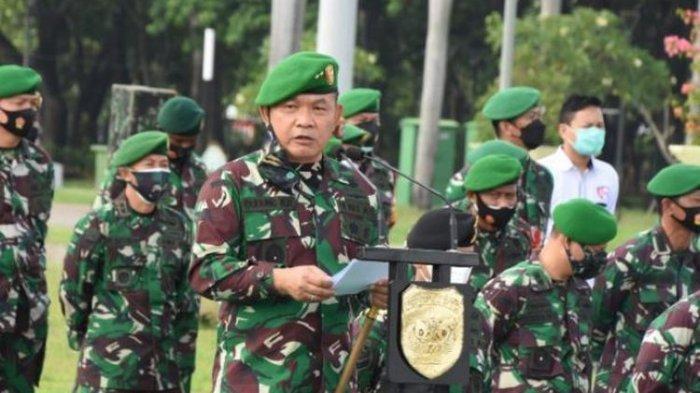 Daftar 80 Perwira Tinggi TNI yang Dimutasi, Mayjen Dudung dari Pangdam Jaya Jadi Pangkostrad