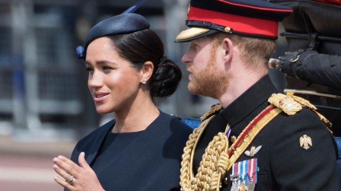 Pangeran Harry & Meghan Markle Tak Akan Rayakan Natal Tahun Ini dengan Keluarga Kerajaan di Inggris
