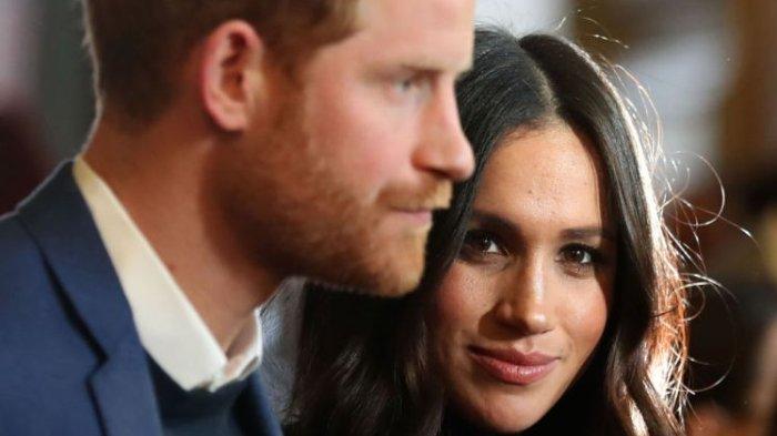 Ini Pernyataan Pengunduran Diri Pangeran Harry & Meghan Markle dari Anggota Senior Kerajaan Inggris
