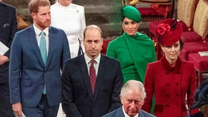Meghan Markle Sebut Kate Middleton yang Membuatnya Menangis Sejak Awal Pernikahan