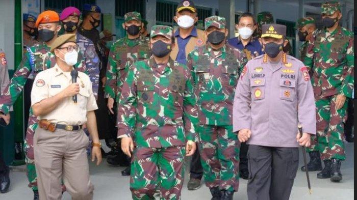 Kenapa Tiba-tiba Petinggi TNI dan Polri Kunjungi Blora dan Ingatkan Pejabat di Blora?