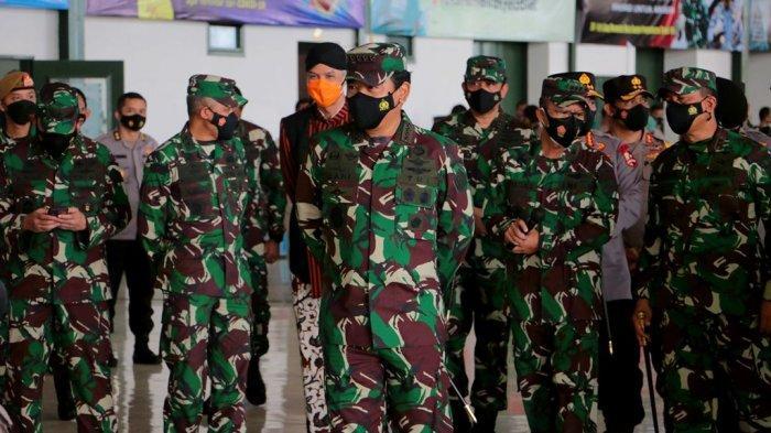 Daftar 56 Perwira Tinggi TNI AD, TNI AU, TNI AL yang Dapat Kenaikan Pangkat