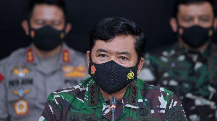 Respons Panglima TNI Soal Isu Komunisme Susupi TNI: Saya Tidak Mau BerpolemikBerdasar Patung