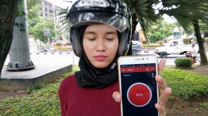 Alami atau Saksikan Kejahatan, Tekan Panic Button 3 Kali di Aplikasi SMILE Police