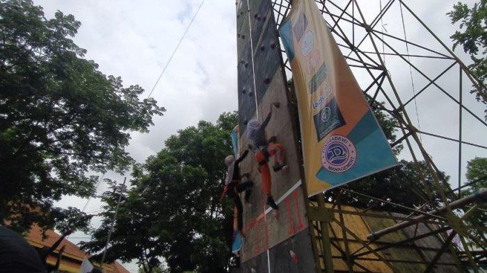 Jaring Atlet Muda, FPTI Karanganyar Gelar Kejuaraan Panjat Tebing Skala Lokal