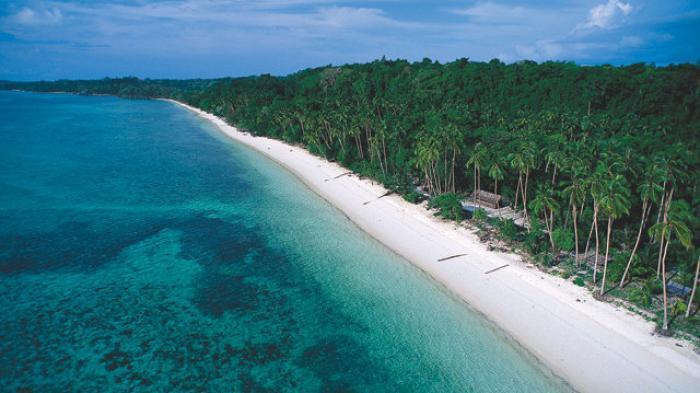 Gelombang Tenang, Laut Biru Jernih dan Hamparan Pasir, Ini Pantai-pantai Nan Menakjubkan di Ambon