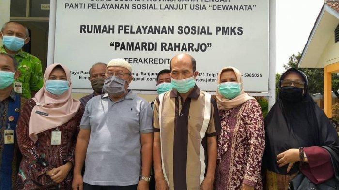 Warga Jakarta Sempat Hilang Ingatan Ditemukan di Banjarnegara, Keluarga Nangis Lega