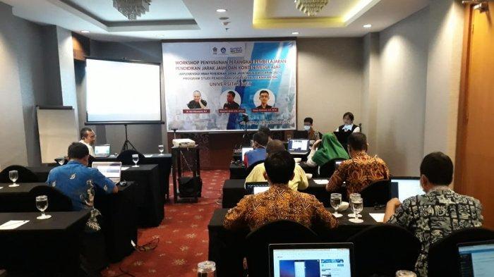 Prodi PVTM Universitas Ivet Semarang Gelar Workshop Bagi Dosen 3 Program Studi