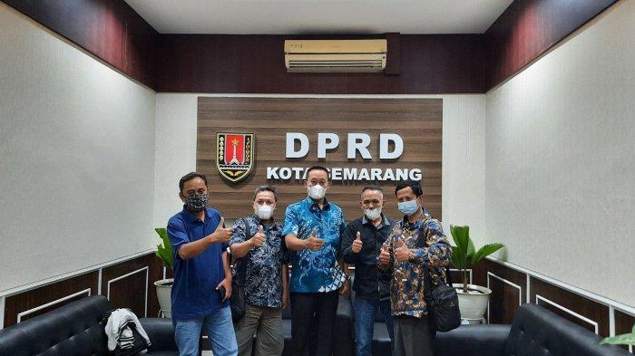 Para Mantan Napi Terorisme Audiensi dengan Ketua DPRD Kota Semarang, Ada Apa?