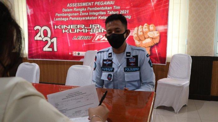Bentuk Tim Pokja WBK dan WBBM, Lapas Semarang Gandeng Unika dan UKSW Lakukan Asesmen Pegawai