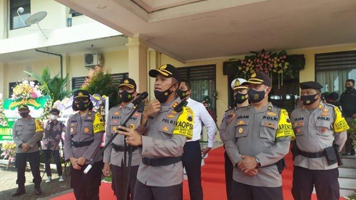 Antisipasi Klaster Mudik, Polres Semarang Maksimalkan Kampung Siaga Covid-19