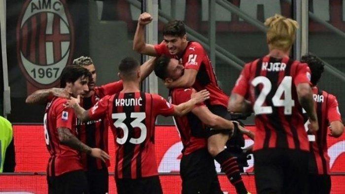 Jadwal Bola, Klasemen, Top Skor Serie A Liga Italia, AC Milan Vs Lazio dan Napoli Vs Juventus