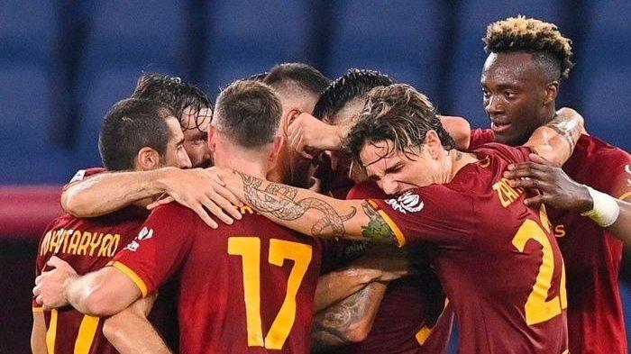 Hasil dan Klasemen Liga Italia, AS Roma Duduki Puncak Berkat Gol Menit 91