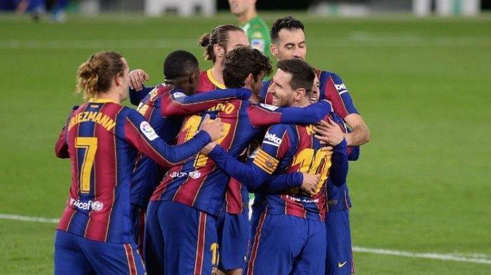 Jadwal Liga Spanyol, Klasemen, Top Skor, Live Streaming Valladolid Vs Madrid danBarca Vs Cadiz