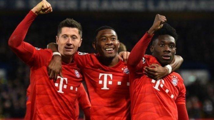 Hasil Liga Champions Tadi Malam Chelsea vs Bayern Muenchen, The Blues Dipermalukan