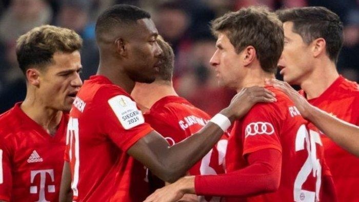Prediksi PSG Vs Bayern Munchen Liga Champion, H2H, Susunan Pemain dan Link Live Streaming