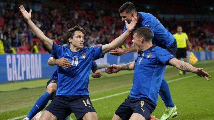 Federico Chiesa Jadi Pemain Lokal Termahal di Liga Italia Setelah Tampil Gemilang di Euro 2020