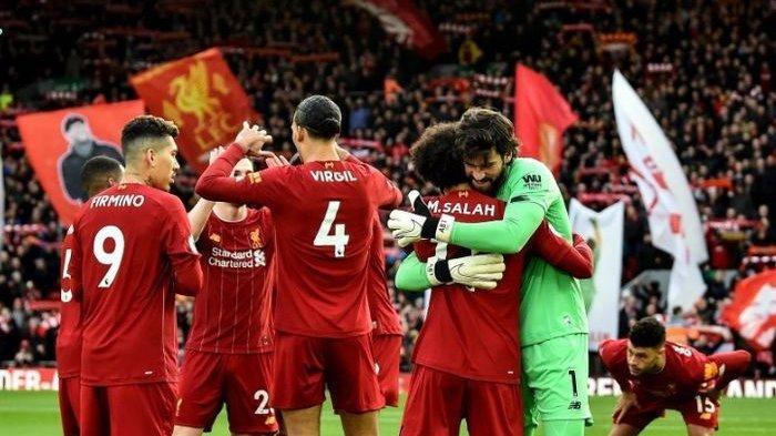 Hasil dan Klasemen Liga Inggris: Liverpool Makin Berjaya, Manchester United Melorot