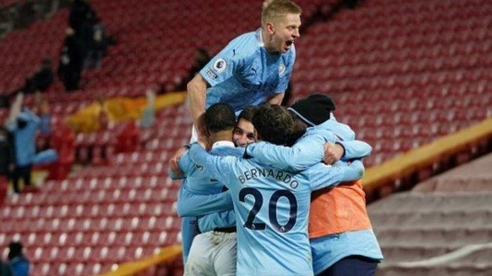 Link Live Streaming Everton vs Manchester City di Liga Inggris, Disiarkan Mola TV Kamis 18 Februari