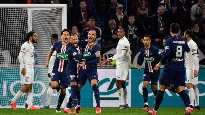 PSG vs Reims : PSG Menang Telak Tapi Belum Mampu Geger Pamuncak Lilie