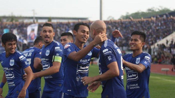 Hasil Babak I Skor 1 -0 PSIS Semarang Vs Barito Putera Piala Menpora 2021, Fandi Eko Cetak Gol
