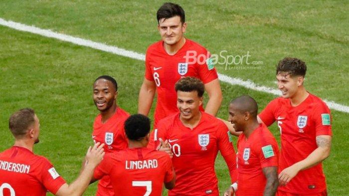 Didenda Gara-gara Kaus Kaki,Asosiasi Sepak Bola Inggris Ajukan Banding ke FIFA