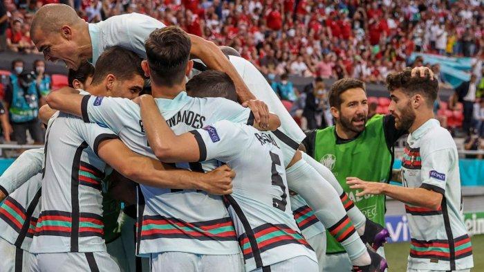 Jadwal Lengkap Babak 16 Besar Euro 2021, Belgia Vs Portugal dan Inggris Vs Jerman
