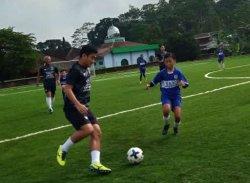 Lawan Tim SSB SKB Salatiga, Duet Pemain Timnas Indonesia Kalah