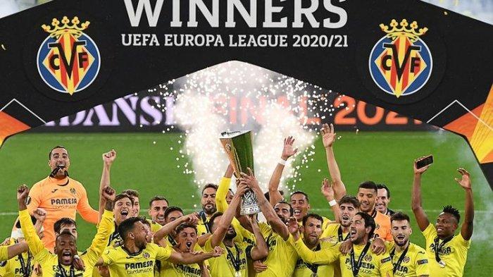 De Gea Gagal Eksekusi Penalti Jadi Penentu Gelar Juara Liga Europa Bagi Villareal