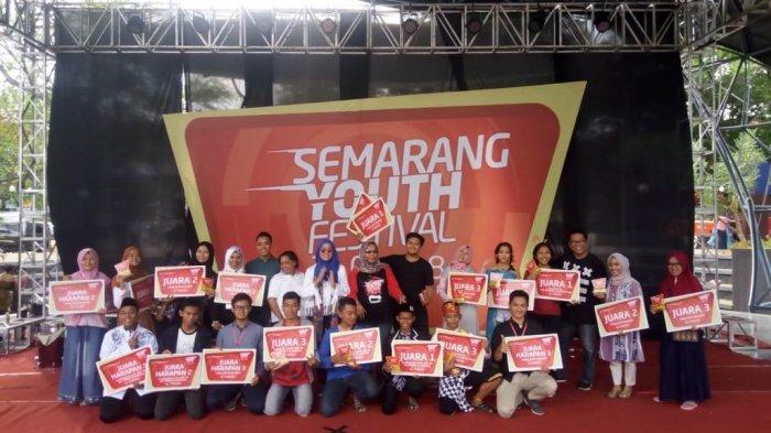 Dispora Kota Semarang Gelar Youth Festival 2018 untuk Rangsang Kreativitas Anak Muda
