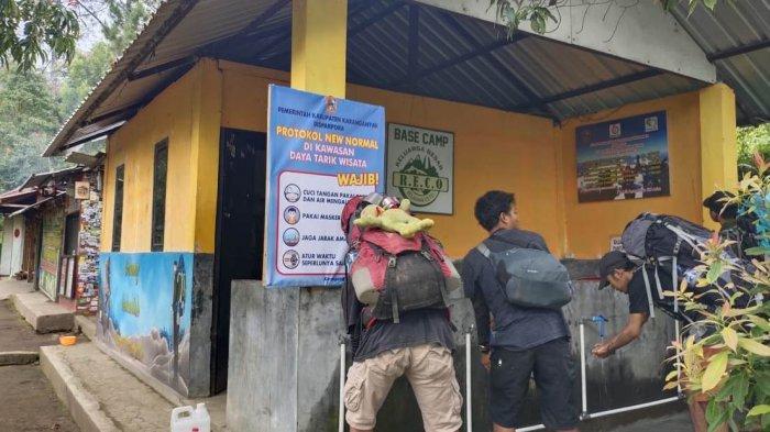 Jalur Pendakian Gunung Lawu Via Candi Cetho Sudah Buka, Untuk Cemoro Kandang Belum