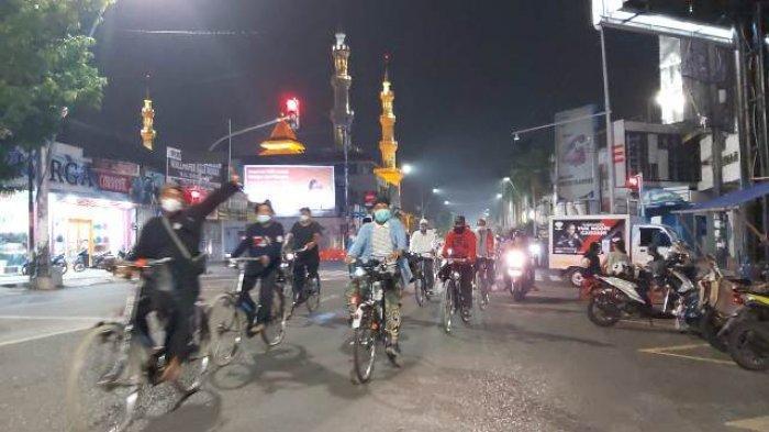 Penggiat Sepeda Kota Tegal Berharap Pemkot Sediakan Jalur Khusus