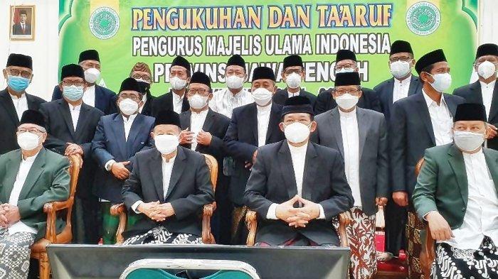 Noor Achmad: Kiprah MUI Jateng Patut Dicontoh Daerah lain