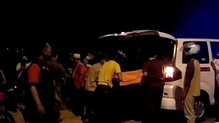 BREAKING NEWS: Kecelakaan di Trangkil Gunungpati Semarang, Seorang Driver Ojol Meninggal Dunia