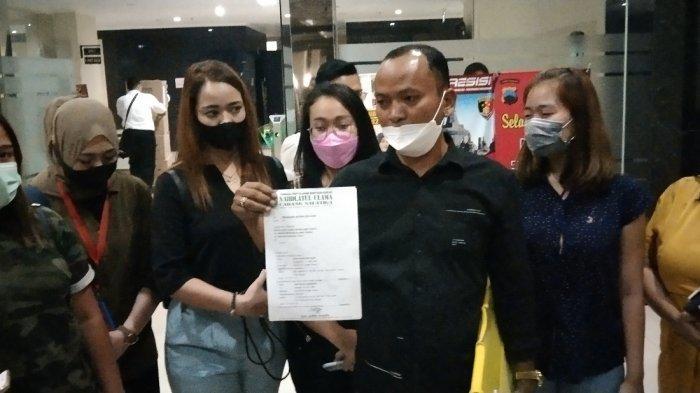 Korban Penipuan Arisan Online Maryuni Kempling Salatiga Laporkan Bandar ke Polda Jateng