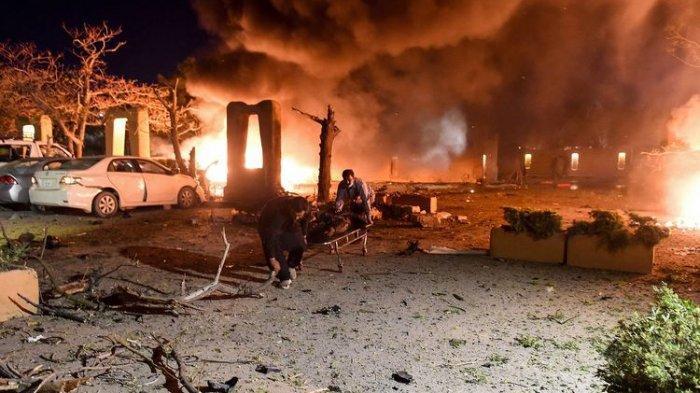Bom Meledak di Hotel Mewah Tempat Dubes China Menginap di Pakistan