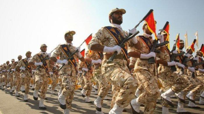 Pasukan Elite Garda Revolusi Iran yang Ditakuti Amerika dan Sekutunya