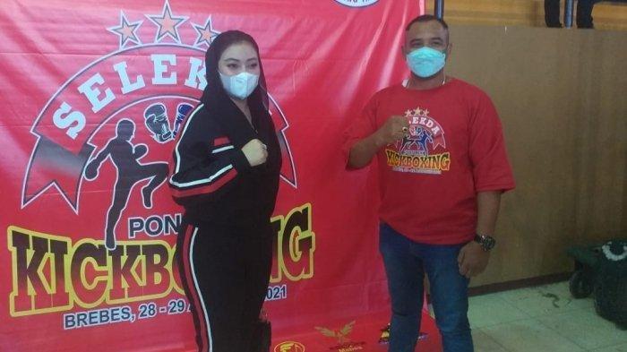 Wakil Bupati Brebes, Narjo Buka Seleksi Atlet Daerah Kickboxing Jawa Tengah