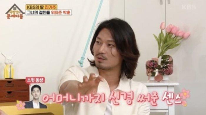 Park Hoon Kenang Syuting Drakor DOTS, Ungkap Song Joong Ki Pernah Numpang Mandi di Rumahnya