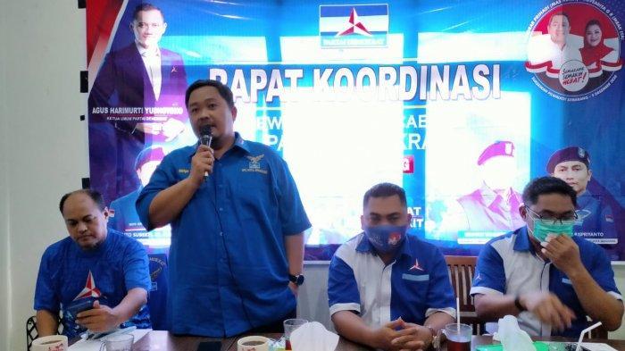 All Out Dukung Hendi-Ita di Pilwakot Semarang 2020, Demokrat Benahi Struktur Partai hingga Ranting