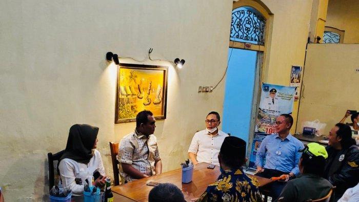 Bertemu Wakil Ketua MPR, 2 Anggota Dewan Titip Aspirasi Pembangunan Infrastruktur Kab Pekalongan