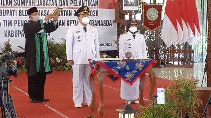 Sah! Arief Rohman-Tri Yuli Pimpin Blora