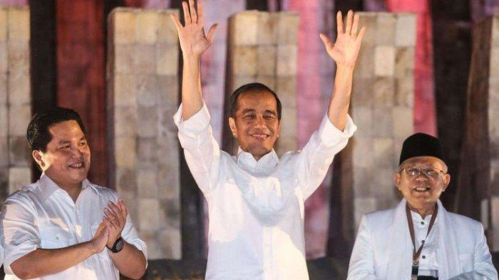 Faktor Penyebab Turunnya Elektabilitas Jokowi-Maruf Amin versi Litbang Kompas