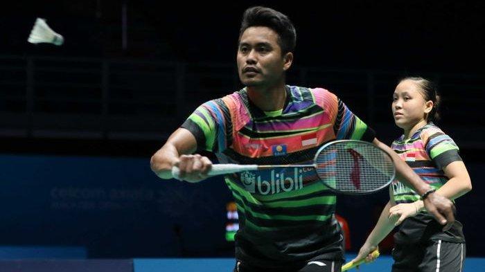 Tak Diduga, Pebulutangkis Tontowi Ahmad Akan Pensiun, Mendadak WA Pelatih Richard