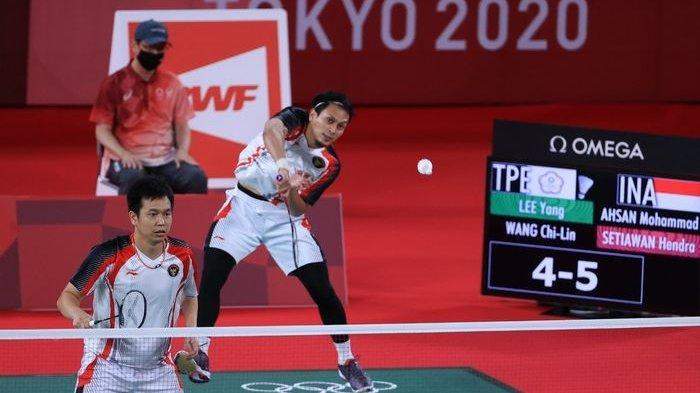 Ahsan/Hendra Minta Maaf, Kesuksesan Malaysia Rebut Medali Ada Campur Tangan Pelatih Asal Indonesia