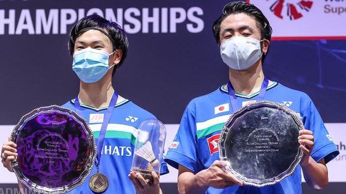Hasil All England 2021, Tak Ada Pebulutangkis Indonesia, Jepang Panen Gelar di Final