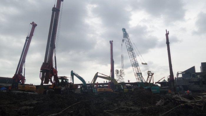 Komisi B DPRD Kota Semarang Persoalkan Pembangunan Pasar Kanjengan Pakai Dana Rekanan