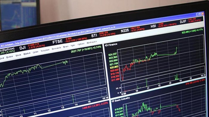 Menunggu Kesepakatan AS-China, Dana Asing Rp 996 Miliar Masuk Pasar Saham dalam 2 Pekan
